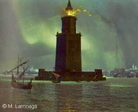 The History of the Lighthouse of Alexandria