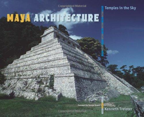 Mayan Temple Book