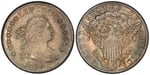 U.S. 10-cent Dime 1798 Coin