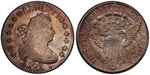 U.S. 10-cent Dime 1801 Coin
