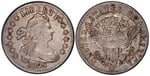 U.S. 10-cent Dime 1805 Coin