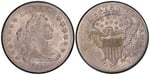 U.S. 10-cent Dime 1807 Coin