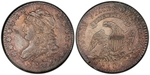 U.S. 10-cent Dime 1809 Coin