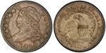 U.S. 10-cent Dime 1814 Coin