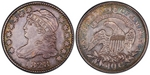 U.S. 10-cent Dime 1828 Coin