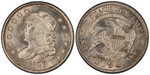 U.S. 10-cent Dime 1829 Coin
