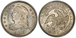 U.S. 10-cent Dime 1831 Coin