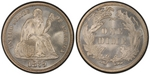 U.S. 10-cent Dime 1879 Coin