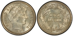 U.S. 10-cent Dime 1904 Coin