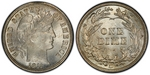 U.S. 10-cent Dime 1911 Coin