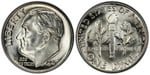 U.S. 10-cent Dime 1947 Coin