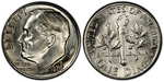 U.S. 10-cent Dime 1978 Coin
