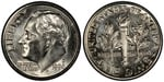 U.S. 10-cent Dime 1994 Coin