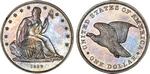 U.S. Dollar Coin 1839