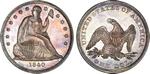 U.S. Dollar Coin 1840