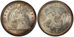 U.S. Dollar Coin 1843