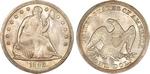 U.S. Dollar Coin 1846
