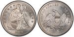 U.S. Dollar Coin 1849