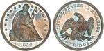 U.S. Dollar Coin 1850