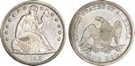 U.S. Dollar Coin 1852