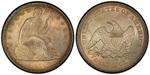 U.S. Dollar Coin 1854