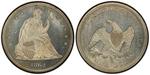 U.S. Dollar Coin 1862