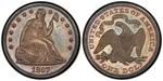 U.S. Dollar Coin 1867