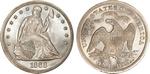 U.S. Dollar Coin 1868
