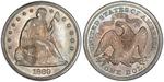 U.S. Dollar Coin 1869