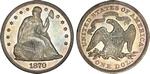 U.S. Dollar Coin 1870