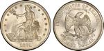 U.S. Dollar Coin 1874