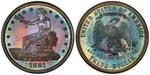 U.S. Dollar Coin 1881