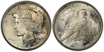 U.S. Dollar Coin 1927