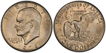 U.S. Dollar Coin 1978