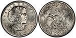U.S. Dollar Coin 1981