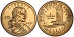 U.S. Dollar Coin 2000