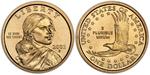 U.S. Dollar Coin 2002
