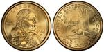 U.S. Dollar Coin 2006