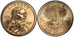 U.S. Dollar Coin 2008