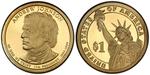 U.S. Dollar Coin 2011