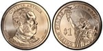 U.S. Dollar Coin 2012