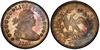 U.S. 50-cent Half Dollar 1797 Coin