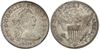 U.S. 50-cent Half Dollar 1805 Coin