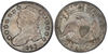 U.S. 50-cent Half Dollar 1823 Coin