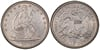 U.S. 50-cent Half Dollar 1872 Coin
