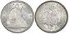 U.S. 50-cent Half Dollar 1876 Coin