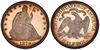 U.S. 50-cent Half Dollar 1879 Coin