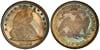 U.S. 50-cent Half Dollar 1882 Coin
