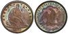 U.S. 50-cent Half Dollar 1883 Coin