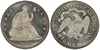 U.S. 50-cent Half Dollar 1885 Coin